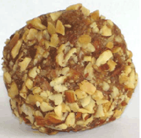 Nut Butter Ball