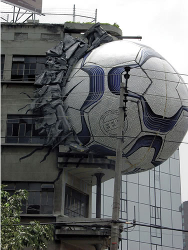Nike Commercial Ball