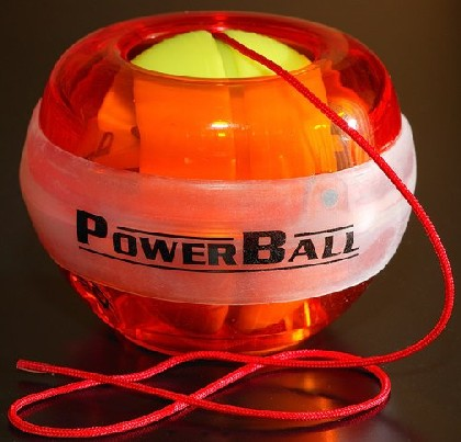 PowerBall Amber Light