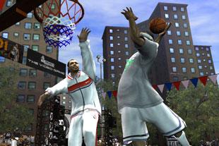 Streetbasketball of Streetball